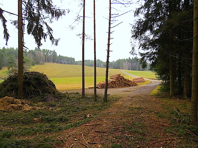 Richtung Pretrobruck