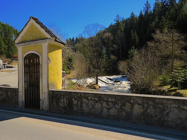 Brücke beim Hammer