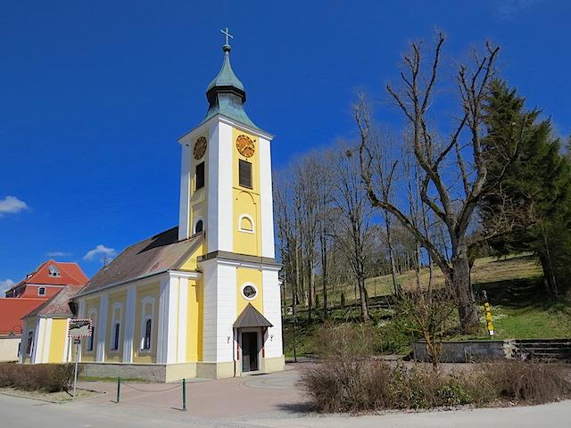 Pfarrkirche Gutenbrunn