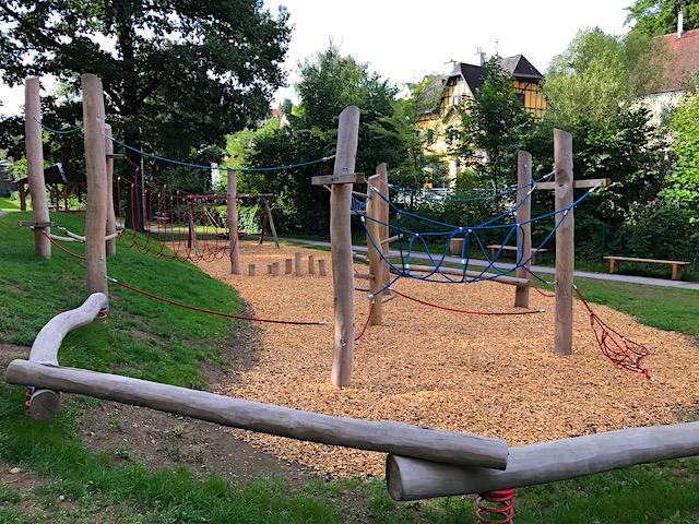 Kinderspielplatz Zwettl Promenade