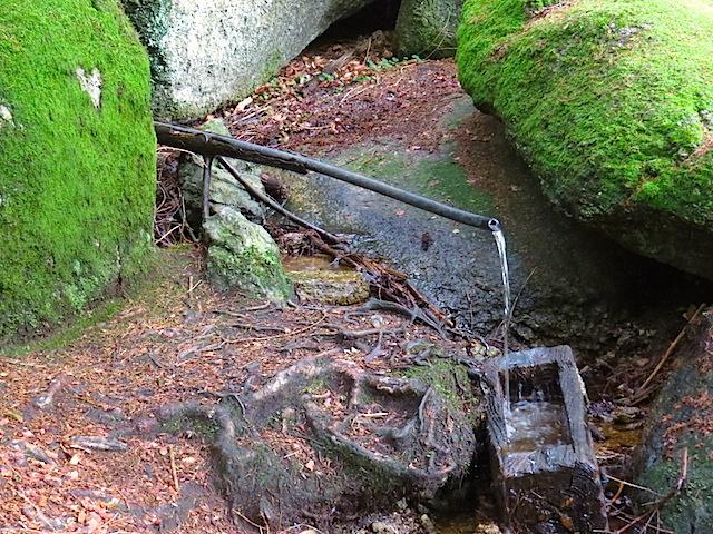 Bei der Quelle
