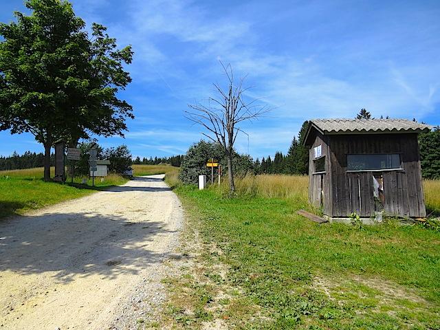 Grenzübergang Stadlberg