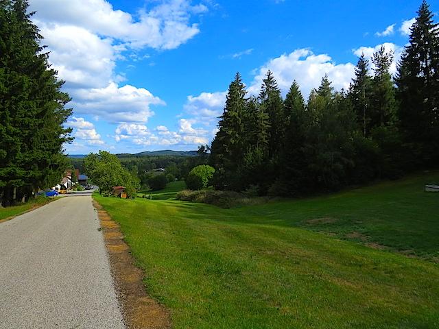 Richtung Münzbach