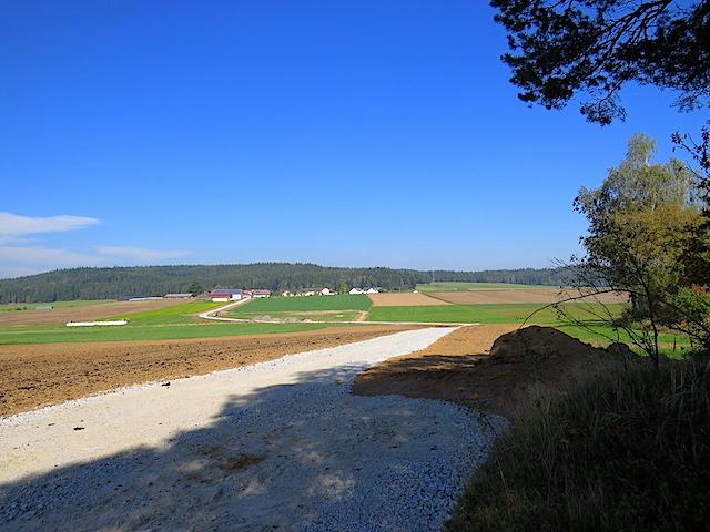 Richtung Hirschenhof