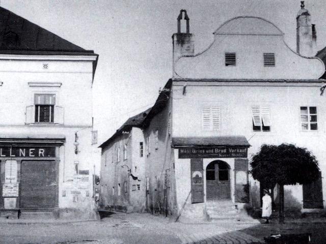 ehemalige Judengasse