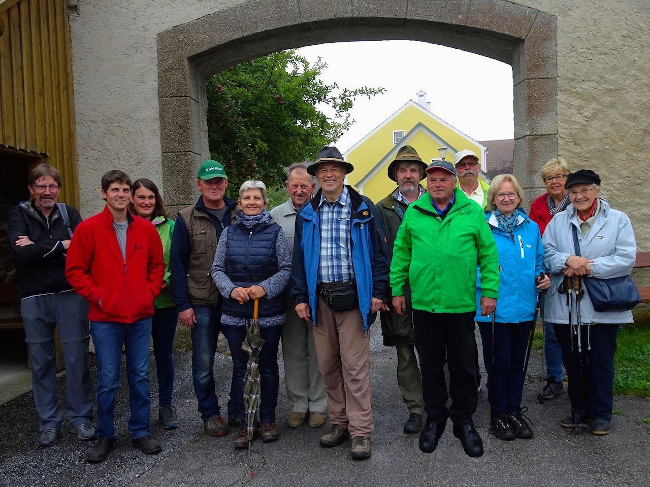 Wanderung Ratschenhof