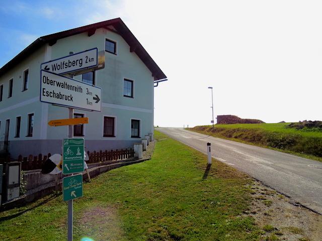 Richtung Eschabruck