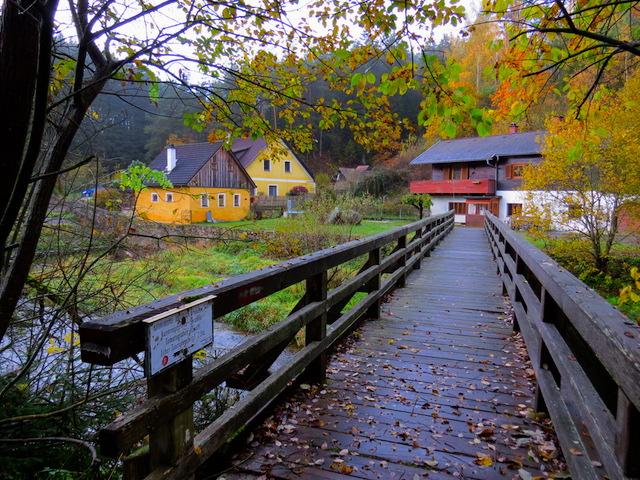 Kampsteg Gschwendtmühle