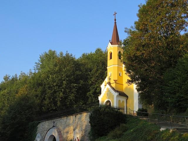 Die Bründlkirche
