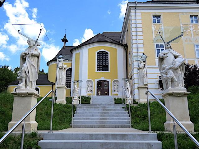 Kirche Schloss Rosenau