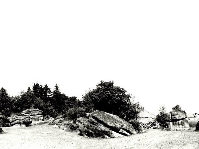 Große Felsgruppe