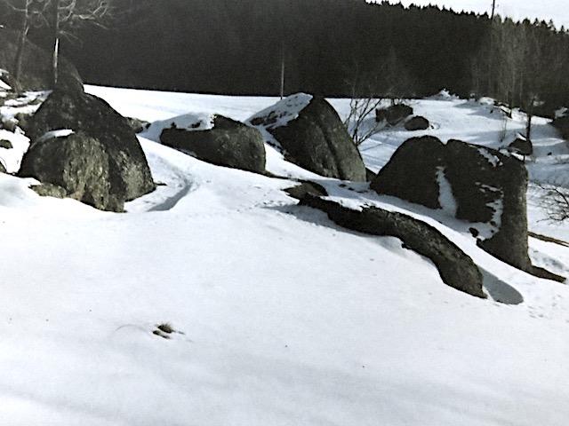 Felsengruppe