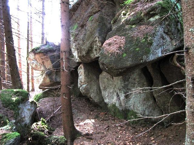 Felsgruppe