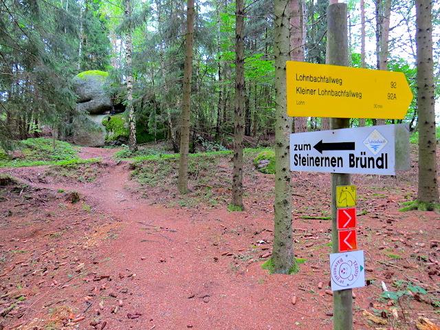 Steinernes Bründl