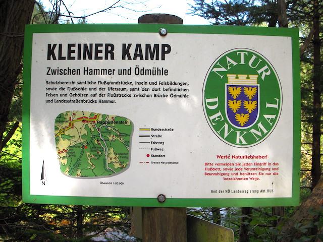 Naturdenkmal Kleiner Kamp
