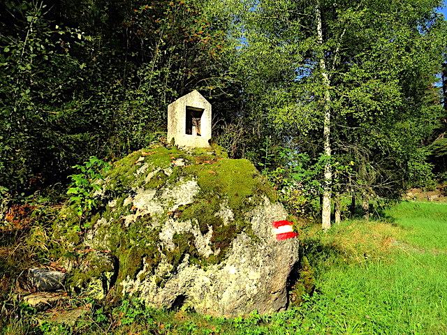 Bei der Uttissenbachmühle