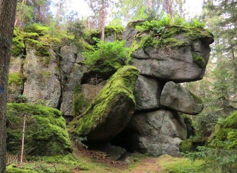 Wo die Steine Namen tragen