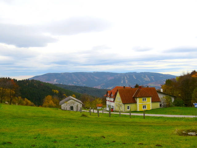 Scheib - Jauerlingblick