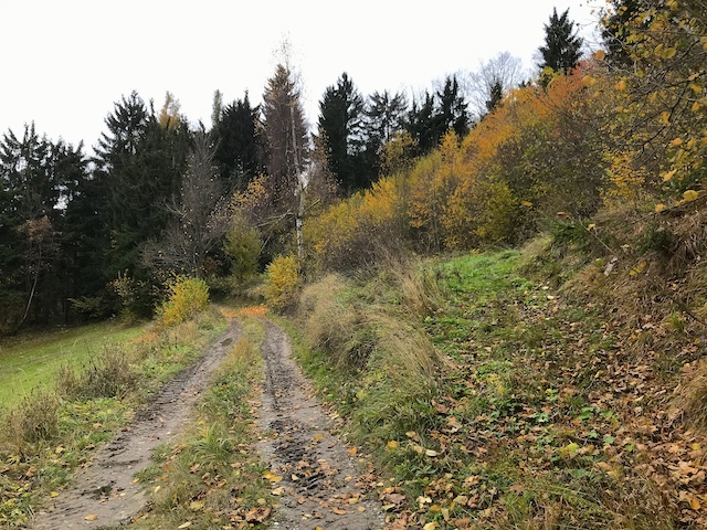 Richtung Eibelhof