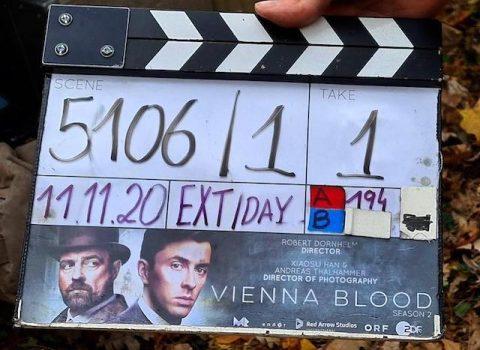 Vienna Blood – Filmdrehort Stausee Ottenstein
