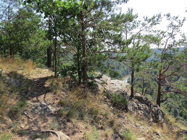 Der Uhu-Felsen