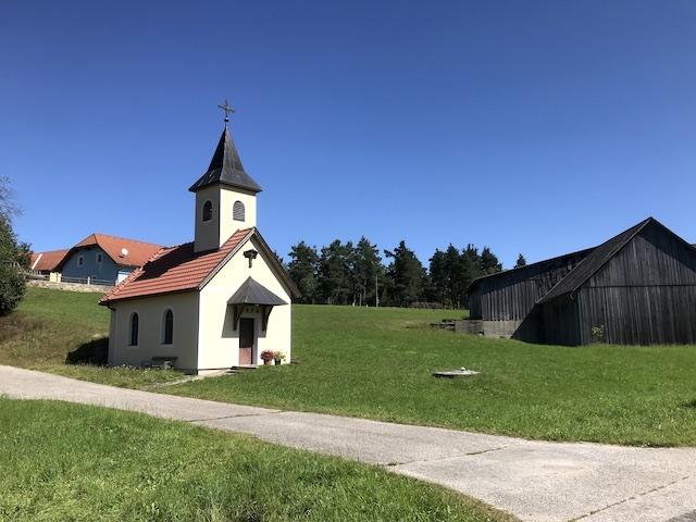Kapelle Klein Wetzles