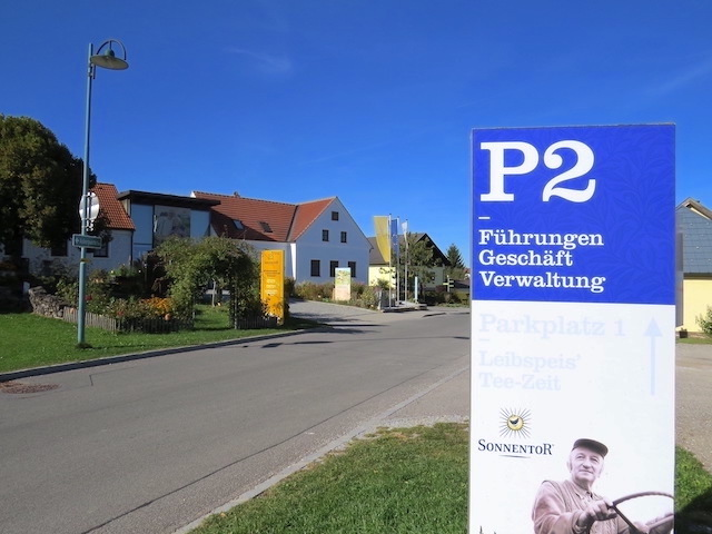 Parkplatz P2