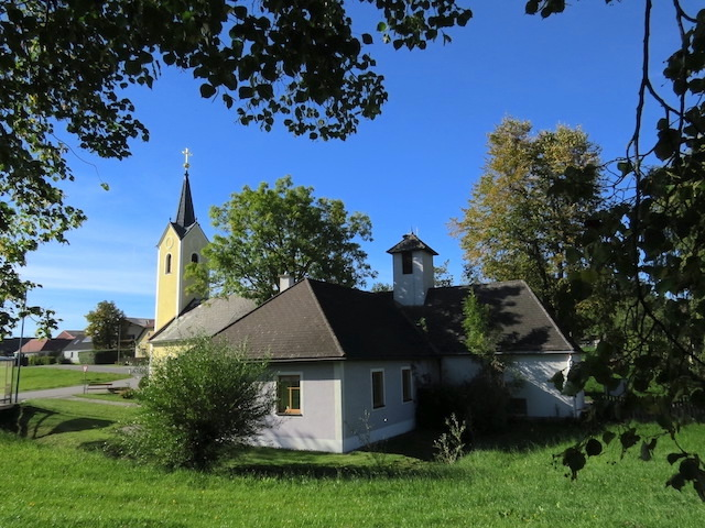 Kirche Sprögnitz